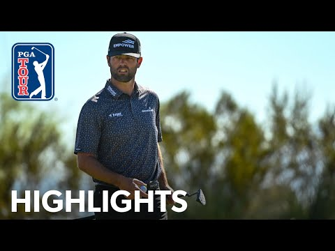 Highlights | Round 1 | THE CJ CUP | 2021