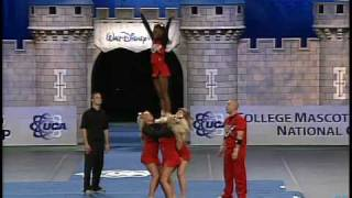 UCA College Nationals 2010 : University Of Louisville