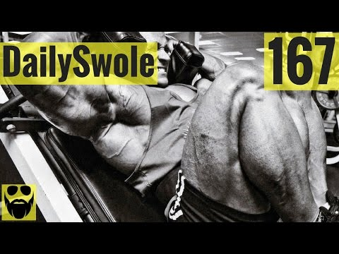 3 Benefits Of High Reps To FAILURE | Daily Swole 167