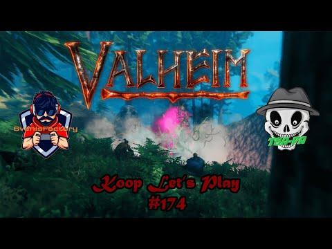 Feuer unterm Hintern - Valheim Koop Let's Play 174