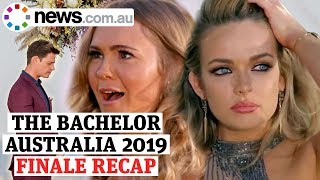 The Bachelor Australia 2019 Episode 16 Recap: The Finale Frontier