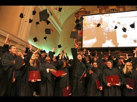 PUMS Graduation Ceremony 2017