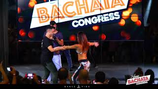 Alex and Laura Bachata demo at Vienna Bachata Congress | by Dance Vida |