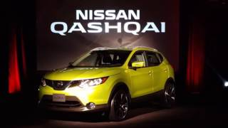 Nissan Qashqai (Rogue Sport) --What you need to know.