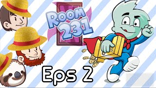 Room 231: Pajama Sam 2: The Straw Hat Crew