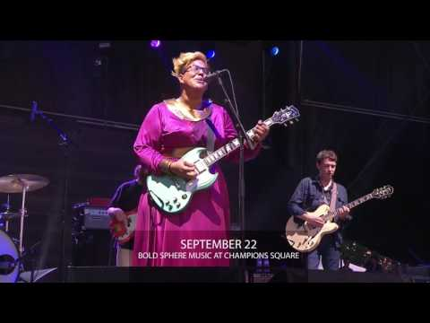 Alabama Shakes at Bold Sphere Music at Champions Square in New Orleans