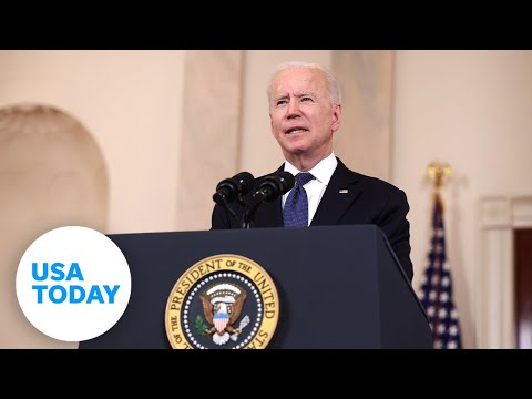 President Biden delivers remarks on Afghanistan withdrawal, Tropical Storm Henri  (LIVE) | USA TODAY