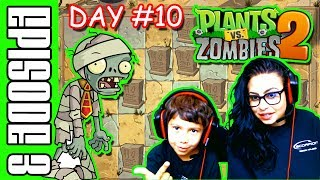 Plants Vs Zombies 2 - Gamepaly Walk Through - EPISODE 3 (PVZ2 : ITS ABOUT TIME)