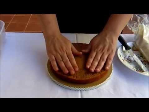 Layer Croquembouche Cake