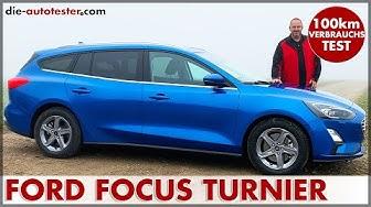 Ford Focus Turnier 1.5 l EcoBoost 110 kW (150 PS) 100 km Verbrauch Test Probefahrt Preis Deutsch