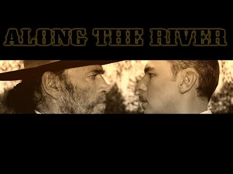 "Backstage ""Along The River"" - Short Western Starring Franco Nero"