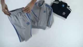 Adidas 14023 и 14029  Хлопковые спортивные костюмы(Adidas 14023 и 14029 Хлопковые спортивные костюмы. Легкая хлопковая ткань. Веб-сайт: babystyles.io.ua E-mail: babystyles.io@gmail.com..., 2014-06-02T21:18:59.000Z)