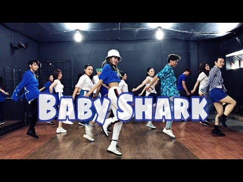 Baby Shark Trap Remix Nhan Pato Choreography Youtube