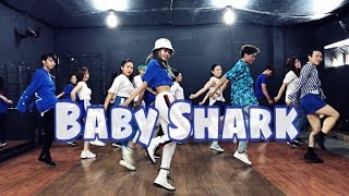 Baby Shark (Trap Remix) | NHAN PATO Choreography