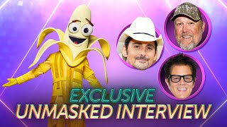 The Banana's First Interview Without The Mask | Season 3 Ep. 13 | THE MASKED SINGER