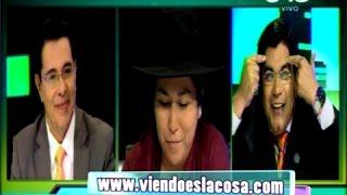 ENRIQUE SALAZAR FUE DESPEDIDO TRAS DISCUSIÓN CON MINISTRA PACO EN VIVO EN QNMP [Video completo]