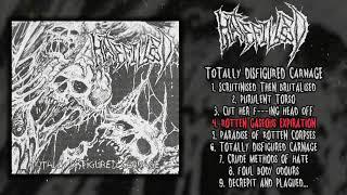 Hatefilled - Totally Disfigured Carnage FULL DEMO (2019 - Goregrind / Grindcore)