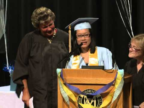 Early College International High School graduation Ceremony - June 19, 2015