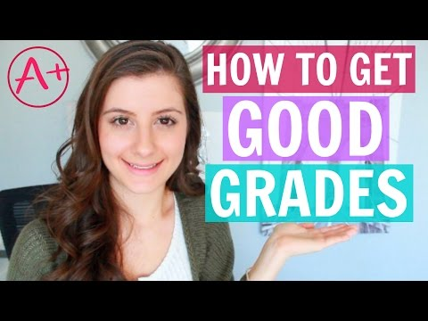 How To Get Good Grades Tips For Success