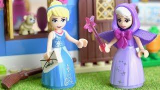 レゴ ディズニー 41146 シンデレラ 12時までのまほう LEGO Disney Cinderella