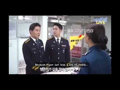 [ENGSUB] 180104 Gyeonggi Southern Police team ...fingerprints.