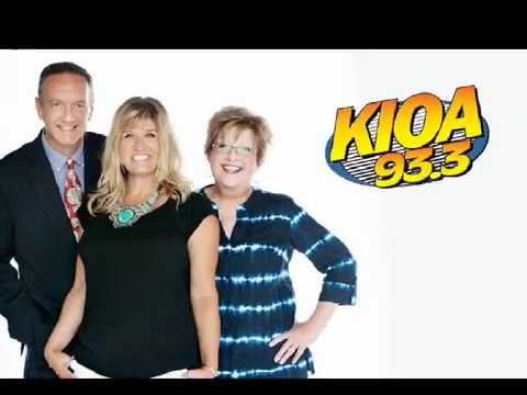 Maxwell, Pam & Amy from KIOA 93.3 Recommend Misty SOLDwisch