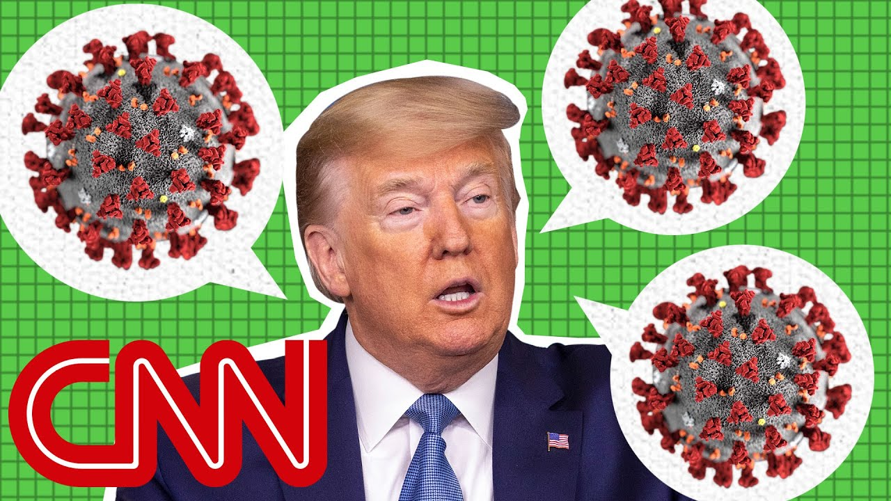 President Trump's 10 most outrageous lines on coronavirus
