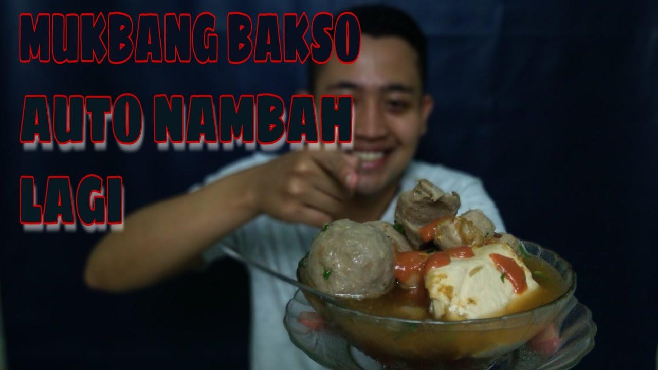 Kuliner Indonesia Part3 Mukbang Bakso Paling Enak Di Jakarta