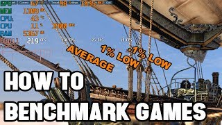 Setting Up Game Benchmarking in MSI Afterburner