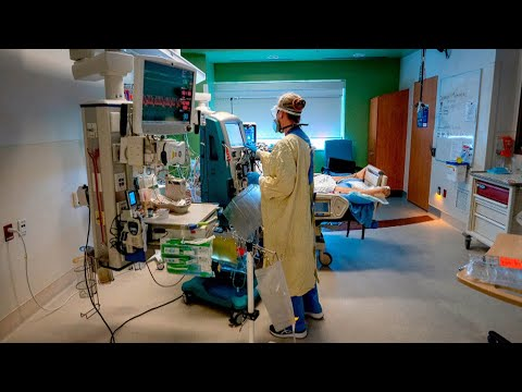 Fully immunized patient dies in Alta. hospital Delta variant outbreak | COVID-19 in Canada