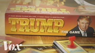 Things we can\'t explain: Donald Trump\'s board game