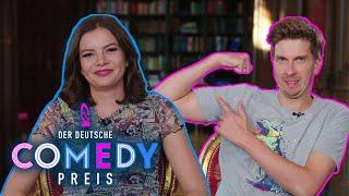 Germany's next Comedy-Newcomer – Bewerbungsgespräch bei der Comedy GmbH