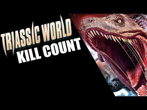 Download TRIASSIC WORLD (2018)   KILL COUNT