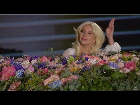 Download Lady Gaga - Imagine (Live at Baku 2015 European Games) HD