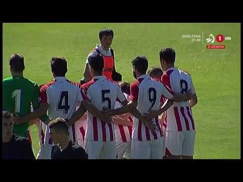 2018-09-15; Jornada 4; Leioa 1 - Bilbao Athletic 4