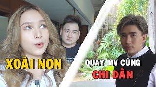Dẫn Xoài Non đi quay MV Chi Dân