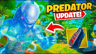 *NEW* Predator INVISIBILITY MYTHIC is OP!