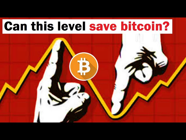 Can This Key Level SAVE Bitcoin (again)?