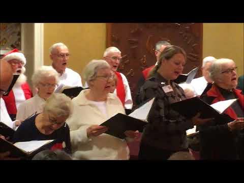 Eastcastle Choir at Christmas at the Castle Dec  3, 2017wmv2