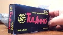 Mosin Nagant TulAmmo box 7.62x54R @ Walmart