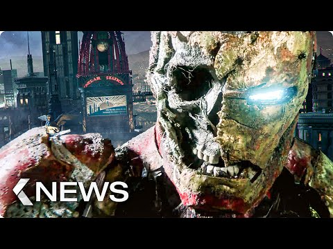 Iron Man's Return In The MCU?, The Suicide Squad Cast Reveal... KinoCheck News