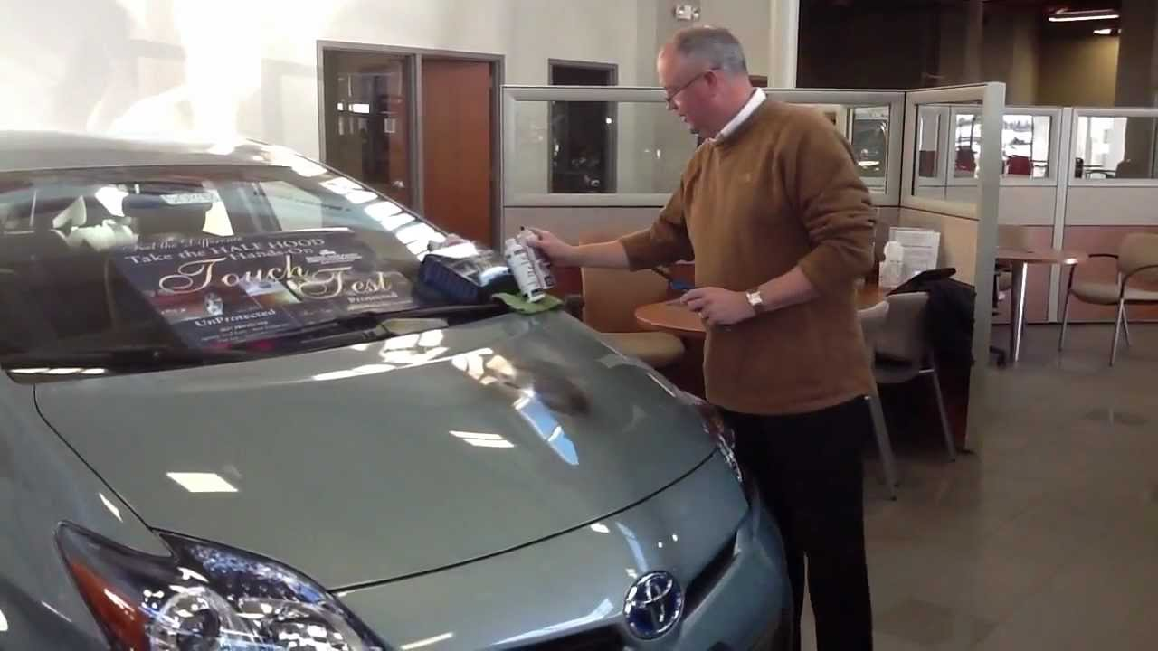 Wausau Car Dealers >> Auto Armor Demo At Toyota Of Wausau