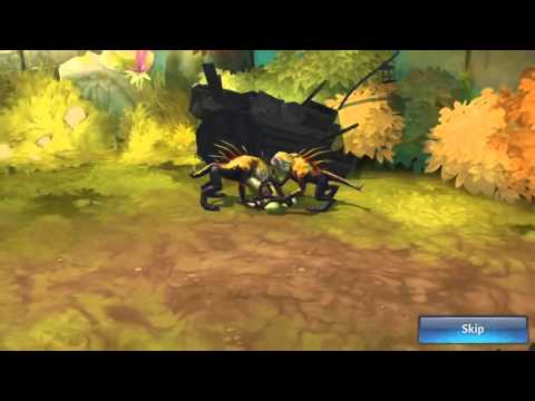 Dungeon Hunter 5   Hack Quick Level , Top Game Android