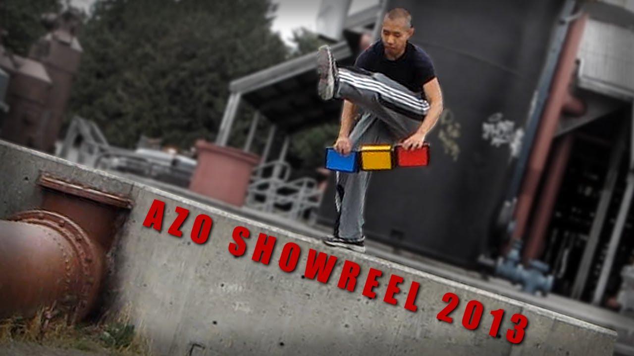 AZO Showreel 2013