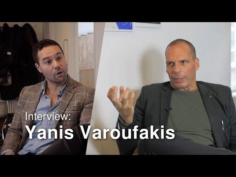 Yanis Varoufakis on Europe, UKIP and Post-Capitalism