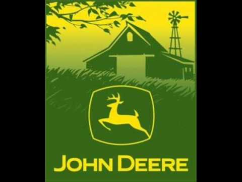 John Deere Green w/ lyrics by Joe Diffy