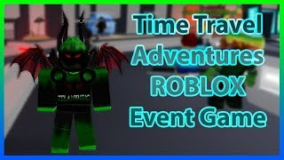Time Travel Adventures | Roblox LiveOps / Developer Events | This Week on Roblox Event