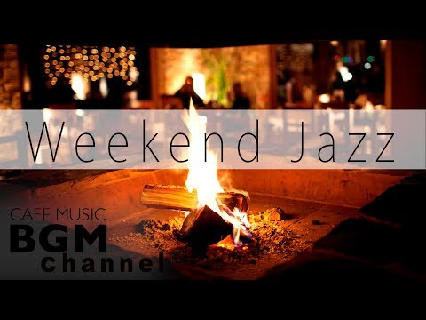 Relaxing Jazz Music - Chill Out Cafe Music - Instrumental Music For Work, Study - Fireplace