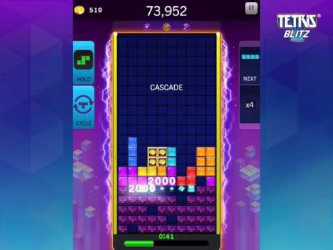 Tetris Blitz: 2016 Edition - Official Trailer