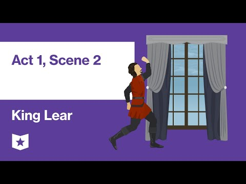 King Lear By William Shakespeare | Act 1, Scene 2